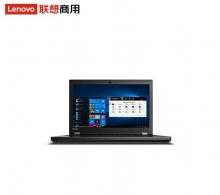 联想(lenovo)ThinkPad P15 移动工作站 I9-10885H/16G/512G/T2000 4G/WIN10/15.6寸/1920*1080IPS屏/三年