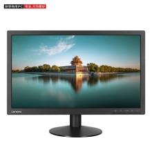 联想ThinkVision T2224r 21.5英寸 FHD全高清显示器 可俯仰 支持壁挂VGA+DVI接口