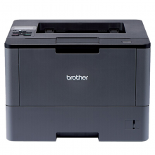 兄弟(brother)HL-5595DN 黑白激光打印机自动双面打印