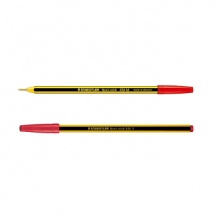 施德楼(Staedtler) 434F 小蜜蜂圆珠笔 0.5mm 20支/盒(红色)计量单位:支