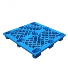 国产  加厚全新 料塑料托盘 叉车板仓储货架托盘 100*120cm (计价单位:个)