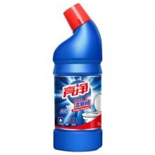 亮净洁厕精(强效+光亮)1L (单位:瓶)