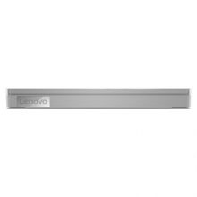 联想(Lenovo)2TB USB3.0 移动硬盘 F308 Pro 2.5英寸 皓月银 时尚超薄 稳定耐用 轻松备份 高速传输