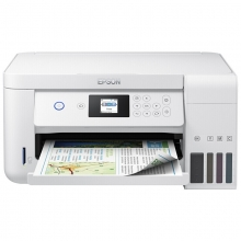 爱普生(EPSON) L4166 彩色喷墨打印机 白色