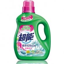 超能2.5kg植翠低泡洗衣液(单位:瓶)