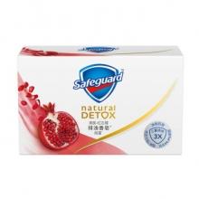 舒肤佳香皂 焕肤红石榴108g (除菌 洗去99.9%细菌 深层清洁 排浊 洁面沐浴洗手通用)