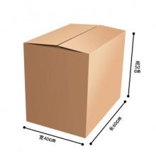 国产搬家纸箱无扣手硬纸箱60×40×50