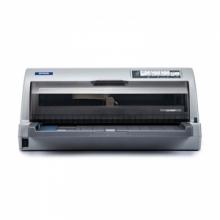 爱普生/Epson LQ-106KF (爱普生(EPSON)LQ-106KF 平推票据打印机 106列平推针式打印机