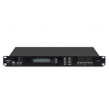 狮乐(SHILE) YD-901 2进6出 专业dsp数字音频处理器 舞台演出前级效果器