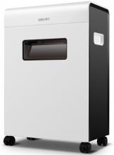 得力(deli)9902平板系列大容量碎纸机 4级商用保密办公碎纸机