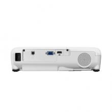 爱普生(EPSON)CB-E10 投影仪 投影机办公 培训(标清XGA 3600流明 瞬间关机 支持侧投 四角校正)