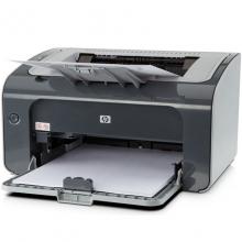 惠普(HP)LaserJet Pro P1106 A4黑白激光打印机