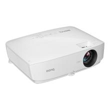 明基(BenQ)MH534 办公投影仪 1080P全高清【含120英寸幕布+吊架】