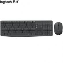 罗技(Logitech)MK235 键鼠套装 无线键鼠套装