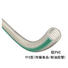 东洋克斯 真空耐压防折弯钢丝透明胶管TS_32 5m