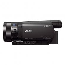 索尼(SONY) FDR-AX100E 摄像机 4K 黑色