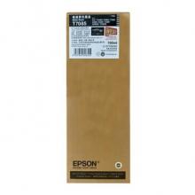 爱普生(EPSON)T7085粗面黑色墨盒颜料墨(适用SC-T3080/3280/5080/5280/7080/7280系列机型)约700ml