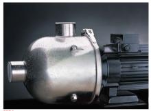 CNP/南方泵业 CHL系列轻型卧式多级离心泵 CHL2-20LSWSC 额定流量2m³/h 额定扬程15m 370W AC380V 1台
