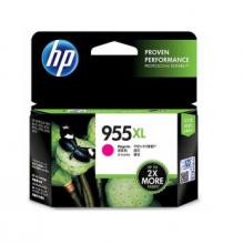 惠普(HP)L0S66AA 955XL 高容量原装墨盒 品红色