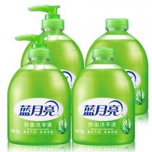 蓝月亮 芦荟抑菌 滋润保湿洗手液 500g瓶