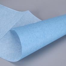 郎美科 8002(25*38cm)无尘纸工业擦拭纸白蓝色实验室吸油纸工业蓝色500张/卷