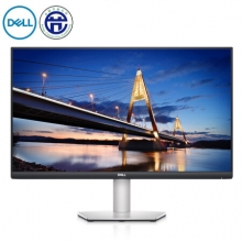 戴尔(DELL)S2721DS 27英寸 2K IPS 广色域 旋转升降 低蓝光 FreeSync 75Hz 可壁挂 电脑显示器