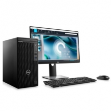 Dell(戴尔)OptiPlex 3080MT 台式电脑 I5-10500/4G/1T/21.5寸显示器 /DOS