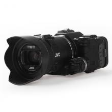 杰伟世(JVC )GC-P100BAC 高速数码摄像机 高清dv家用运动旅游会议录课摄像机(500帧高速拍摄+F1.2光圈)