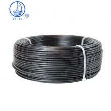 起帆(QIFAN)电线电缆 RV6平方国标铜芯特软线 多股软线 导线信号线 84*0.3mm 黑色 100米