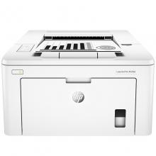 惠普(HP) M203d A4幅面黑白双面激光打印机 白色