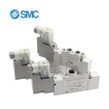 SMC SY5000系列 直接配管型 单体式 气动元件 电磁阀 SMC官方直销 SY5120-5LZ-01
