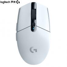 罗技(G)G304 LIGHTSPEED无线鼠标 白色 12000DPI