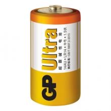 超霸 GP 碳性电池 2号  2节/卡 240卡/箱