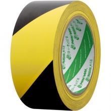 国产 斑马警示胶带 48mm*25Y (黄黑色) 6卷/筒
