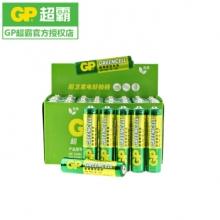 超霸 GP 超霸 GP 碳性电池 24G-BJ2 7号  40节/盒