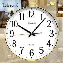 天王星(Telesonic) Q0676-2 石英钟