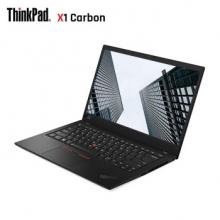 联想ThinkPad X1 Carbon移动工作站 黑色 /i7-10710u/16GB内存/2TB固态硬盘/14英寸 UHD /3年保修/内置4G卡