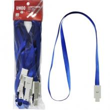 优和 UHOO 平带挂绳 6712 (深蓝色) 12根/包