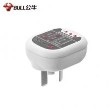 公牛 BULL 电源极性检测器 GNJ-01 插头插座验电器