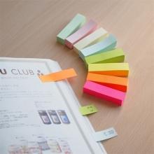 N次贴 Stick 'N 指示标签便条纸 34017 76*14mm*4 (彩色4色) 100页/条 4条/包