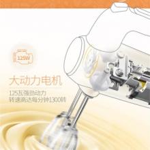 小熊(Bear)打蛋器 电动家用迷你奶油打发器搅拌器烘焙手持DDQ-B01K1