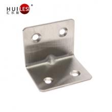 汇乐斯 角码 加厚纯不锈钢 直角支架 角码 角铁 层板托 连接件固定架32*38