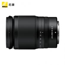 尼康 (Nikon) 尼克尔 Z 24-200mm f/4-6.3 VR 全画幅 微单 变焦镜头