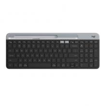 罗技(Logitech)K580 无线蓝牙键盘 星空灰