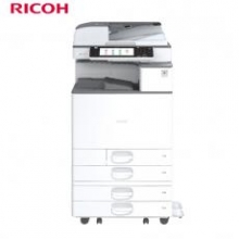 A3激光打印机 理光(Ricoh)MP C2011SP A3彩色多功能一体机 标配+输稿器