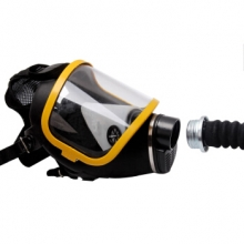 谋福8550自吸式长管空气呼吸器长管防毒面具自吸式 20米长管款(个)