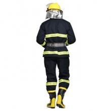 谋福86273C认证消防服套阻燃灭火防护服尺寸:170单独服装(套)