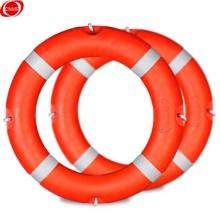 谋福8145全塑成人救生圈救生浮圈加厚救生圈(救生设备标准款救生圈)(个)