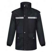 谋福 CNMF 8013 防护分体雨衣套装 新款 LB0019款黑色(套)