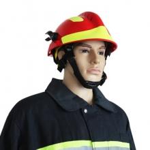 谋福 CNMF 8045 眼罩抢险救援安全帽 (红色韩版头盔)(个)